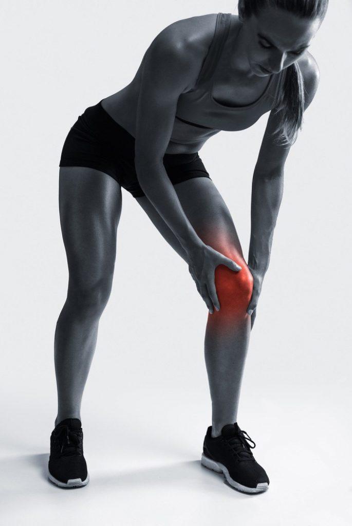 Dolor de rodilla el paso tx.