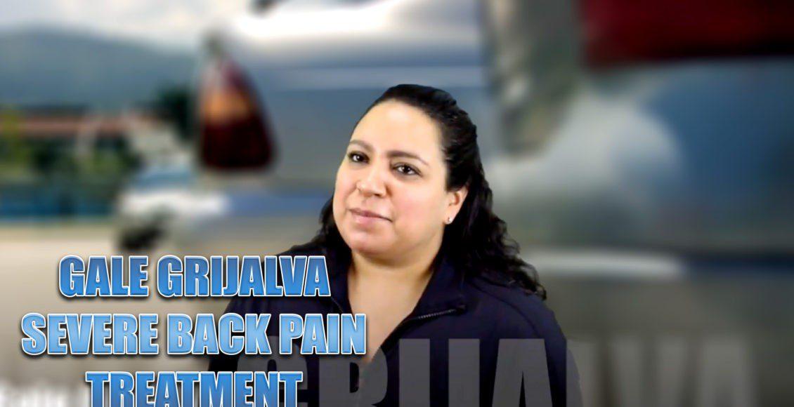 tratamiento de quiropráctica dolor de espalda severo el paso tx.