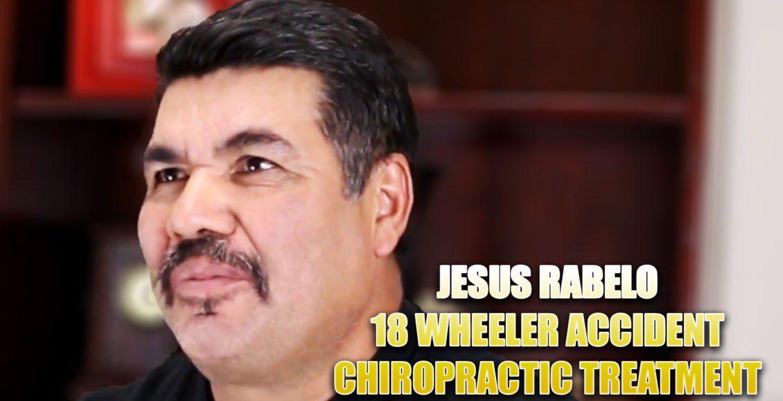 18 wheeler accident cuidado quiropráctico el paso tx.