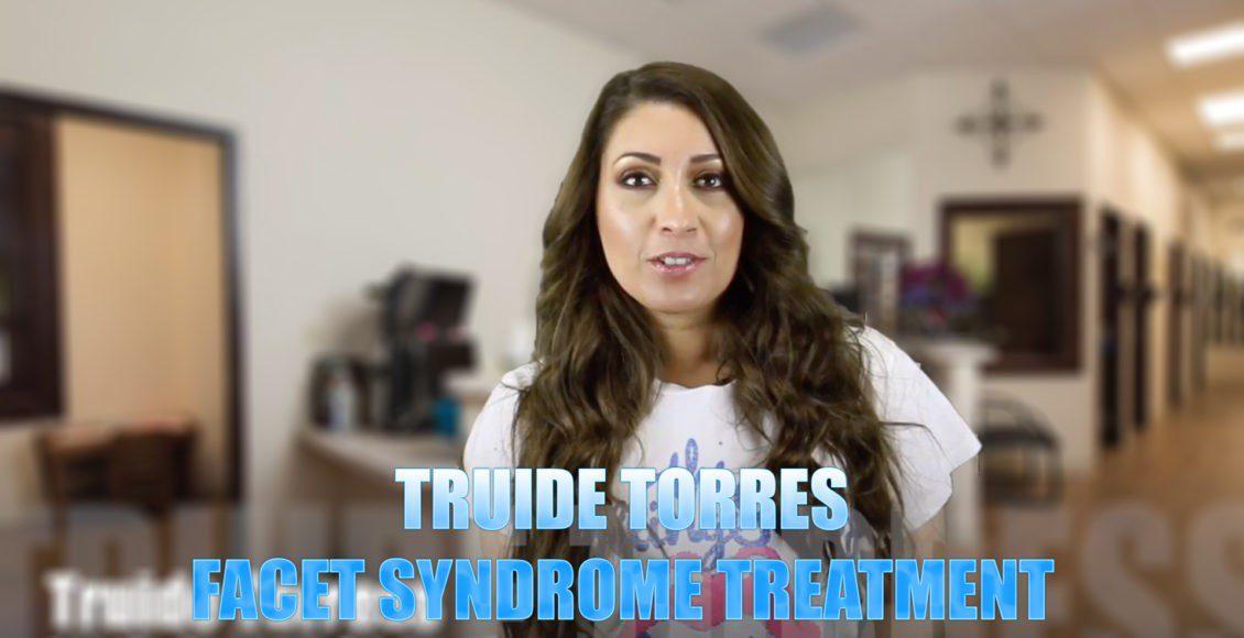 tratamiento del síndrome facetario el paso, tx.