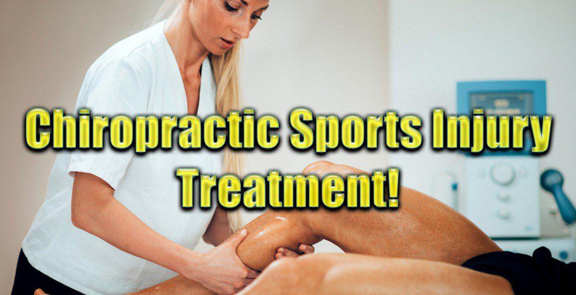 El Paso, TX. Lesión deportiva, tratamiento quiropráctico