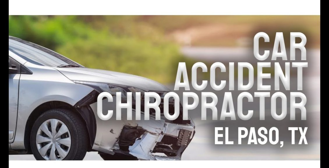 accidente automovilístico quiropráctico el paso texas
