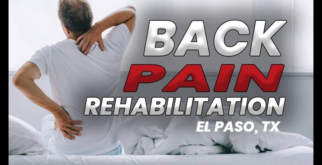 11860 Vista Del Sol Ste. 128 Atención quiropráctica para el dolor de espalda   El Paso, Tx