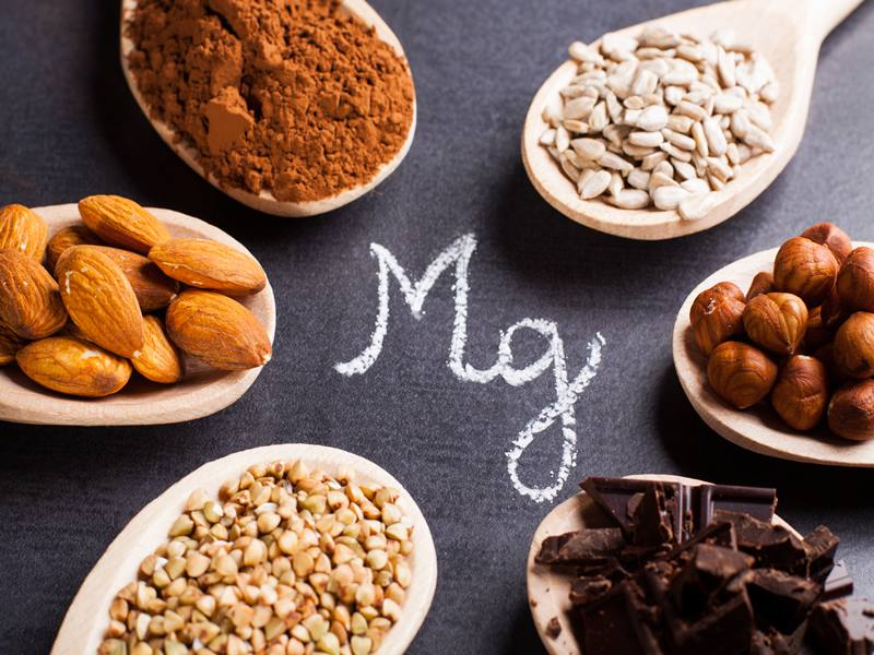 Dieta rica en magnesio
