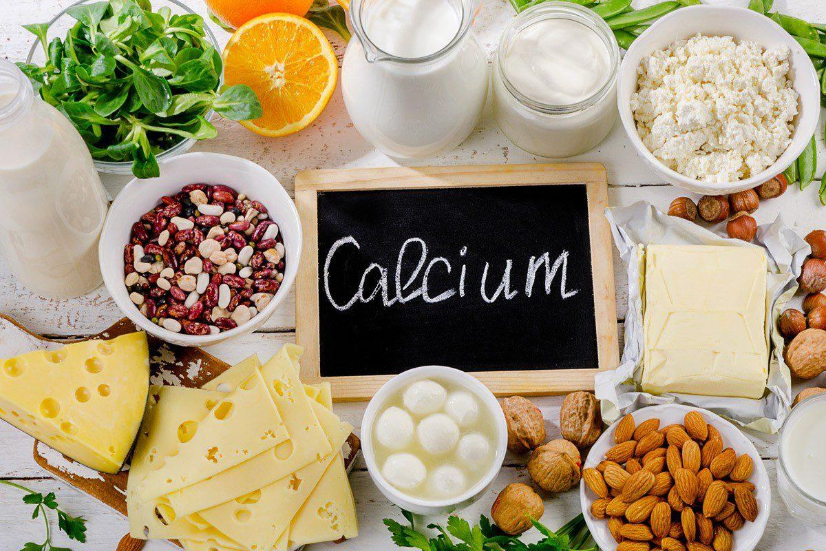 obtener suficiente calcio para una red de huesos sanos fuertes