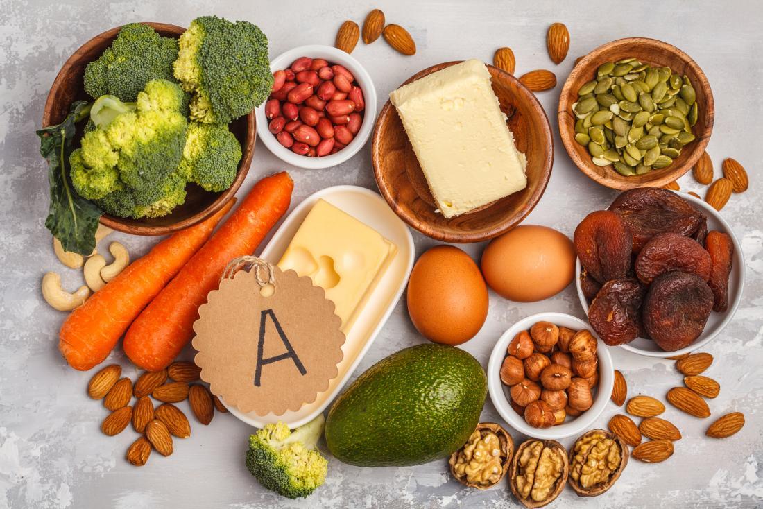 fuentes nutricionales de vitamina a
