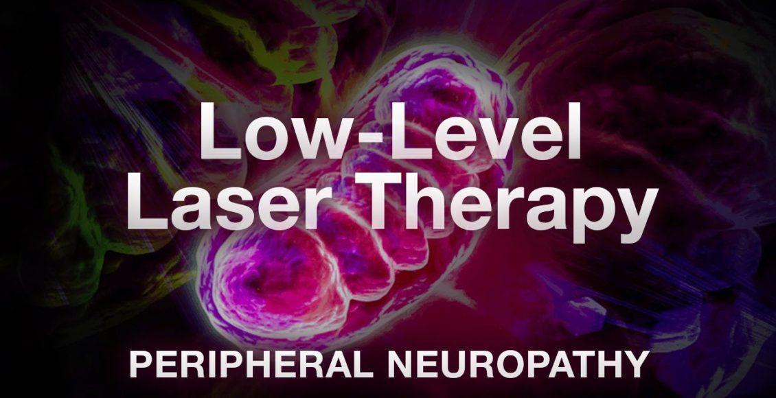 11860 Vista del Sol, Ste. Terapia con láser de bajo nivel (LLT) 128 para neuropatía periférica   El Paso, TX (2019)