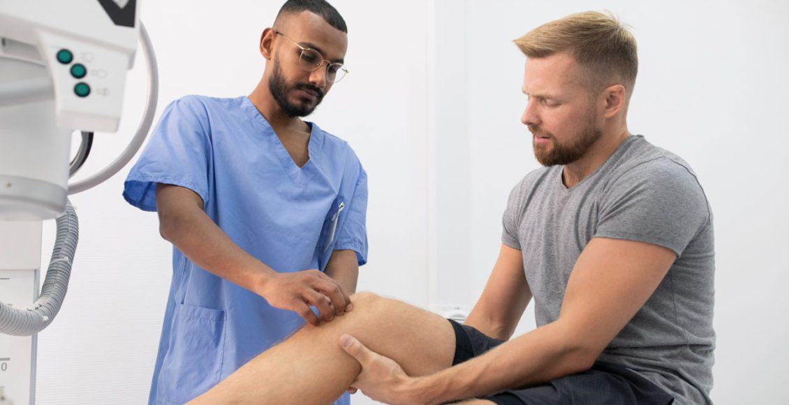 11860 Vista Del Sol, Ste. 128 Rehabilitación quiropráctica de dolor de rodilla El Paso, Texas