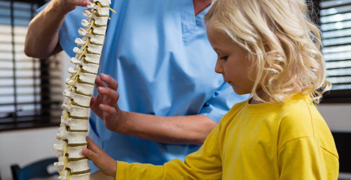 11860 Vista Del Sol, Ste. 128 Back Pain in Children